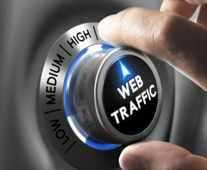 Website Traffic for Content SEO Strategy